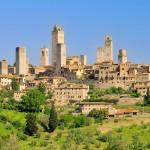 San Gimignano, Siena - Tuscany