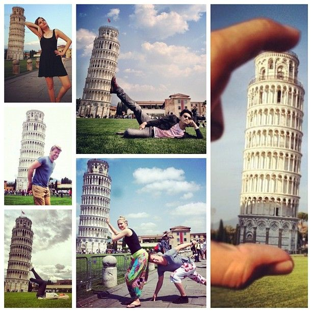how to build the leaning tower of pisa
