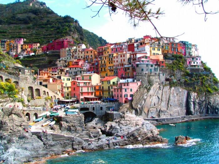 Cinque Terre - Ligurian coast