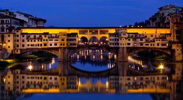 Ponte Vecchio Vasari Corridor Florence