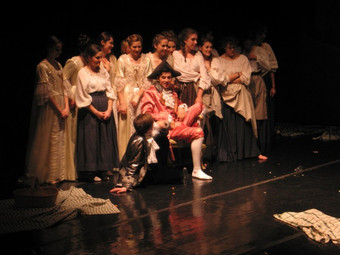 Florence opera Don Juan