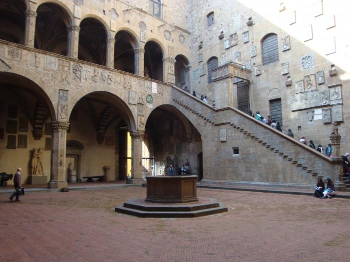 Bargello internal court