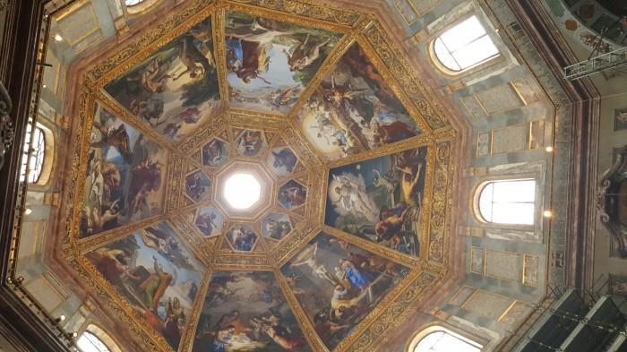 Cappella dei Principi's Dome